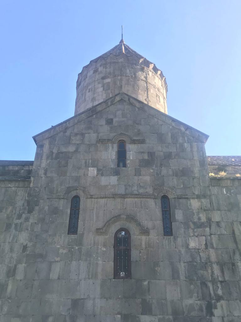 Etched In Religion And In The Heights Above Armenia Fee Spirited